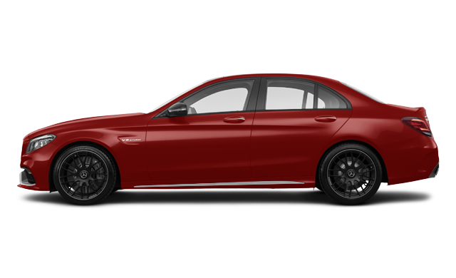 Mercedes-Benz C-Class Sedan AMG 63 2019