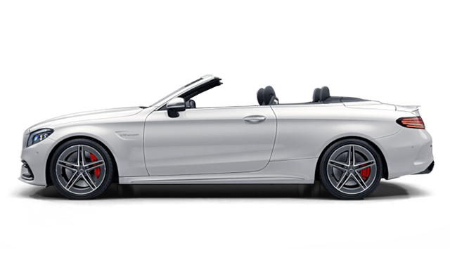 Mercedes-Benz Classe C Cabriolet AMG 63 S 2019