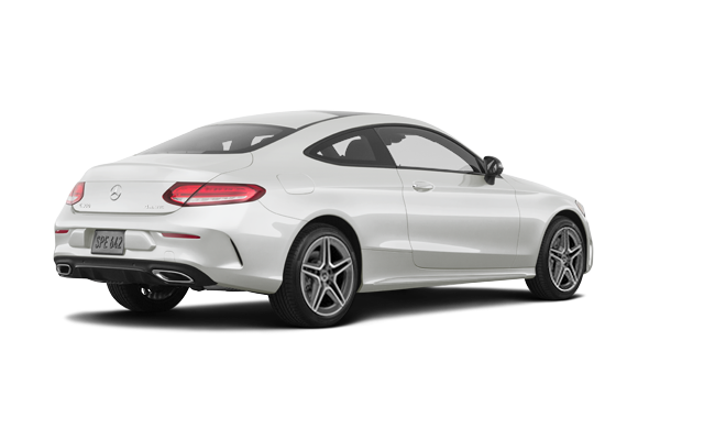2019 Mercedes-Benz C-Class Coupe 300 4MATIC