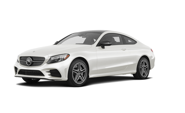 2019 mercedes benz c class coupe 300 4matic starting at - Mercedes c class coupe 4matic ...