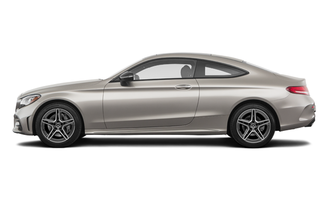 Mercedes-Benz C-Class Coupe 300 4MATIC 2019