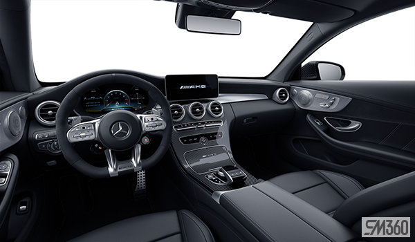 2019 Mercedes-Benz C-Class Coupe AMG 63 S