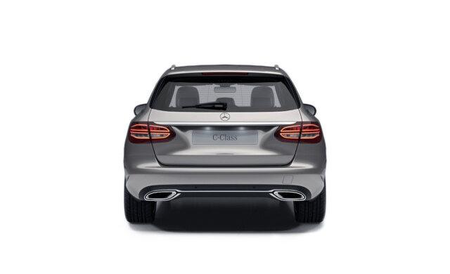 Mercedes-Benz Classe C Wagon 300 4MATIC 2019 - 2