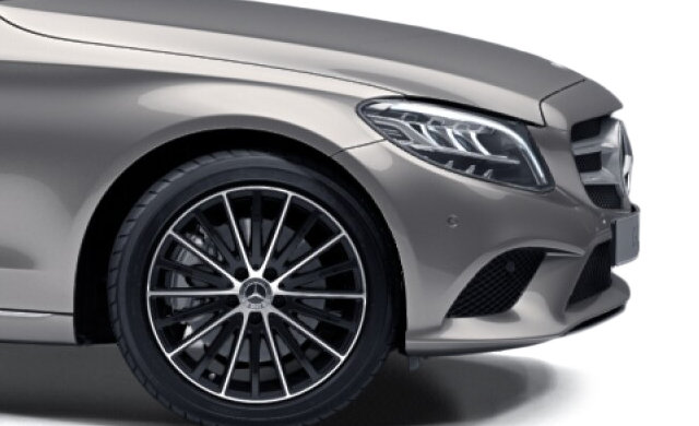 Mercedes-Benz C-Class Wagon 300 4MATIC 2019 - photo 3