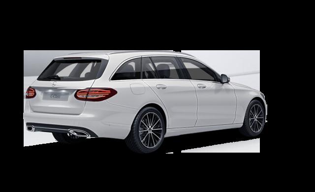 2019 Mercedes-Benz C-Class Wagon 300 4MATIC