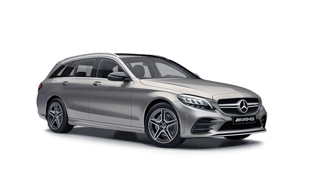 Mercedes-Benz C-Class Wagon AMG 43 2019 - photo 1