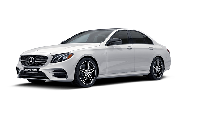2019 Mercedes-Benz E-Class Sedan 53 4MATIC AMG