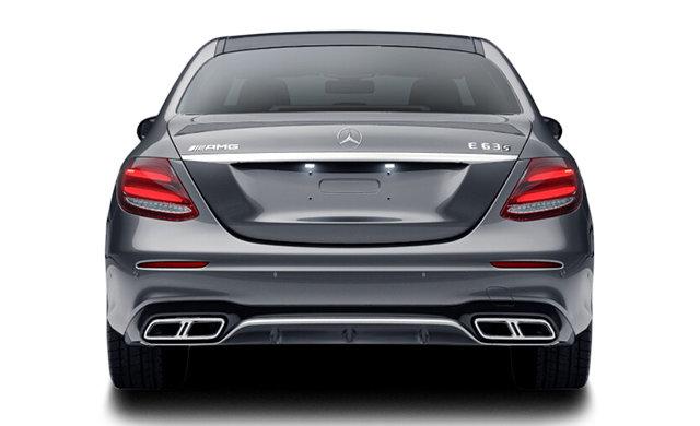 Mercedes-Benz E-Class Sedan 63 S 4MATIC AMG 2019 - photo 1