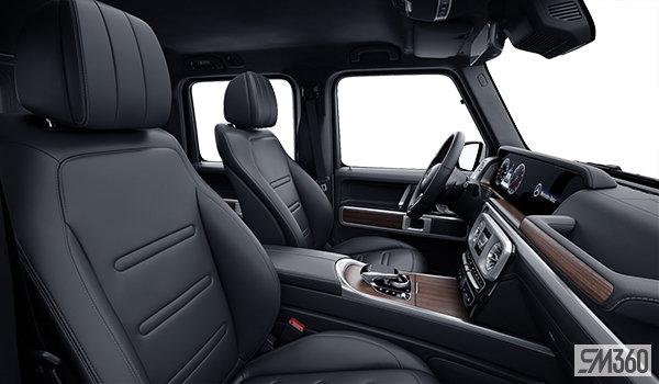 2019 Mercedes-Benz G-Class 550