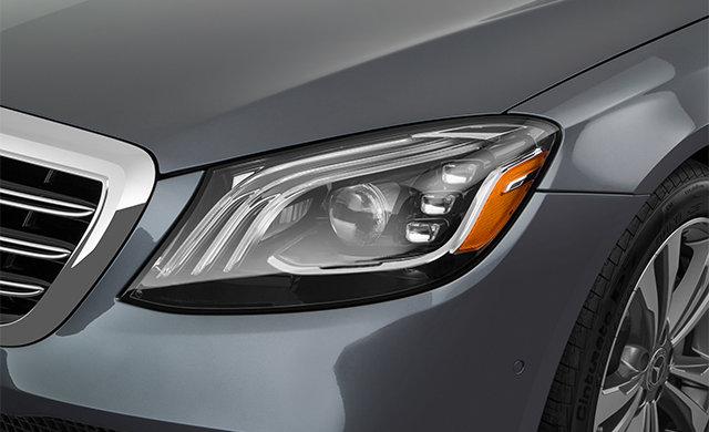 Mercedes-Benz S-Class Sedan 450 4MATIC 2019 - photo 1
