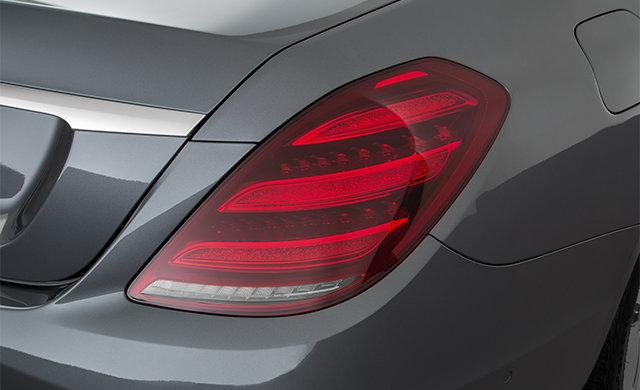 Mercedes-Benz S-Class Sedan 450 4MATIC 2019 - photo 2