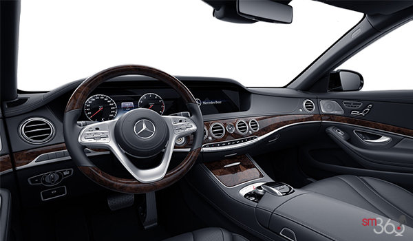 Mercedes-Benz Classe S Berline 450 4MATIC 2019
