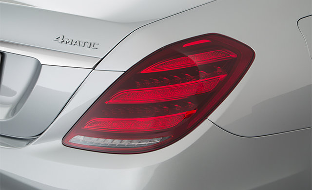 Mercedes-Benz S-Class Sedan 560 4MATIC 2019 - photo 2