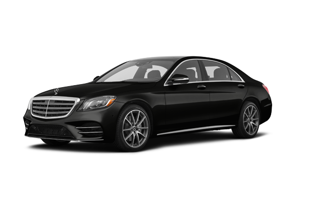 2019 Mercedes-Benz S-Class Sedan 560 4MATIC