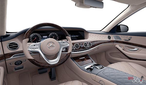 Black Book Trade In >> 2019 Mercedes-Benz S-Class Sedan 560 4MATIC - Starting at ...