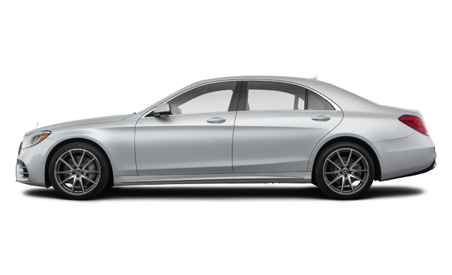 Mercedes-Benz S-Class Sedan 560 4MATIC 2019