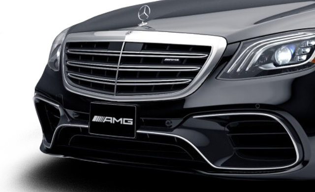 Mercedes-Benz S-Class Sedan AMG 63 4MATIC 2019 - photo 1
