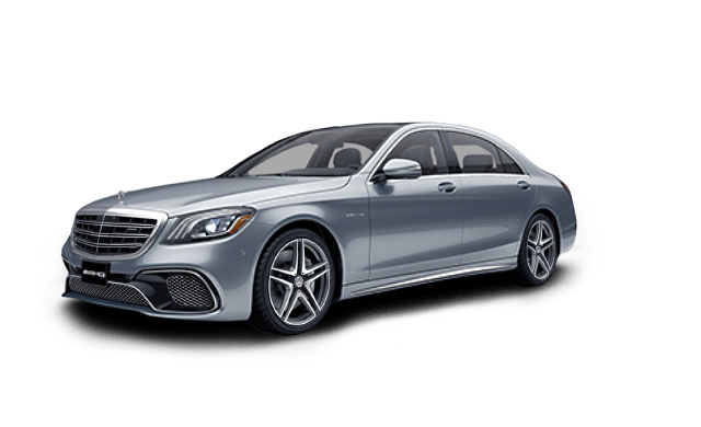Mercedes-Benz S-Class Sedan AMG 63 4MATIC 2019