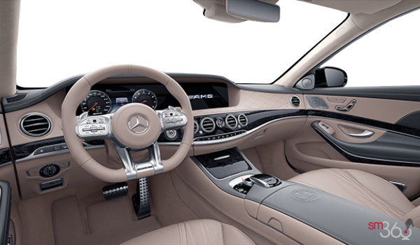 2019 Mercedes Benz S Class Sedan Amg 65 Starting At