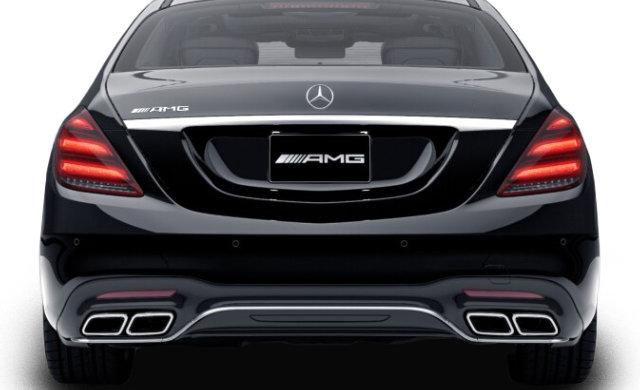 Mercedes-Benz S-Class Sedan AMG 65  2019 - photo 1