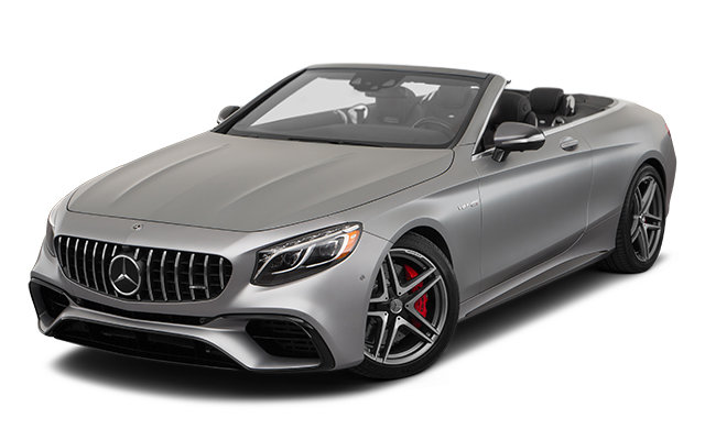 Mercedes-Benz S-Class Cabriolet 63 4MATIC+ AMG 2019 - photo 1