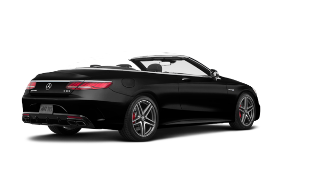 Mercedes-Benz Classe S Cabriolet 63 4MATIC+ AMG 2019