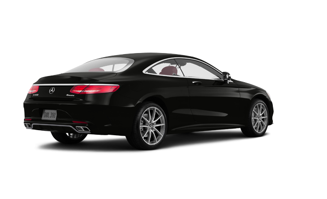 Mercedes-Benz Classe S Coupé 560 4MATIC 2019