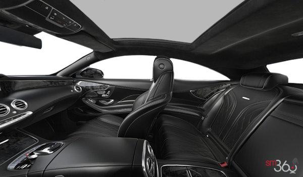 Mercedes-Benz Classe S Coupé 65 AMG 2019