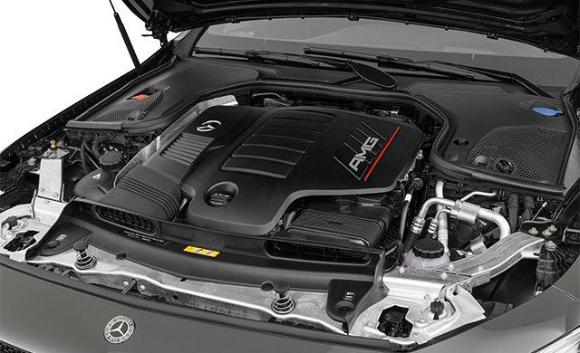 Mercedes-Benz CLS AMG 53 4MATIC 2019 - 2