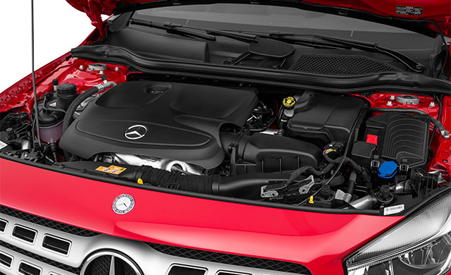 Mercedes-Benz GLA 250 4MATIC 2019 - 2