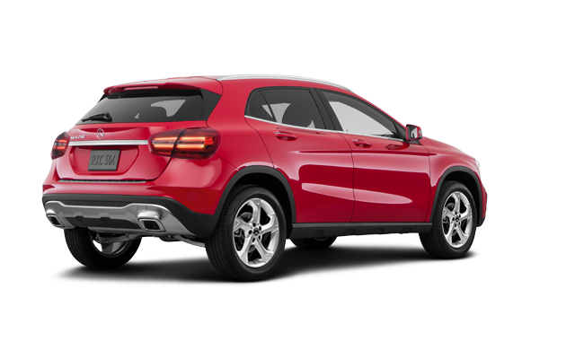 Mercedes-Benz GLA 250 4MATIC 2019