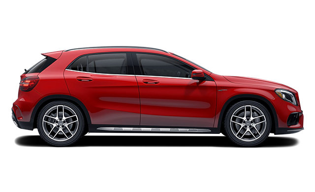 Mercedes-Benz GLA 45 AMG 4MATIC 2019 - photo 1
