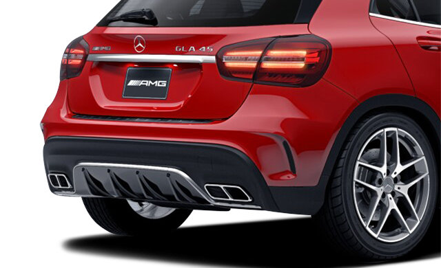Mercedes-Benz GLA 45 AMG 4MATIC 2019 - photo 3