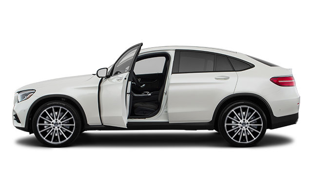 Mercedes Benz Quebec >> 2019 GLC Coupe 300 4MATIC Coupe - Starting at $51,895 ...