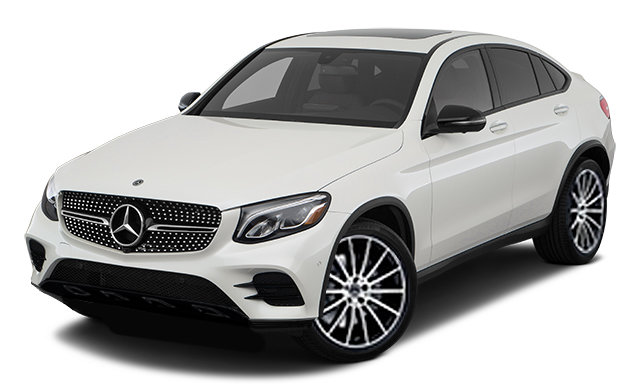 Mercedes-Benz GLC Coupe 300 4MATIC Coupe 2019 - photo 1