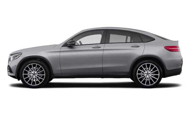 Mercedes-Benz GLC Coupe 300 4MATIC Coupe 2019