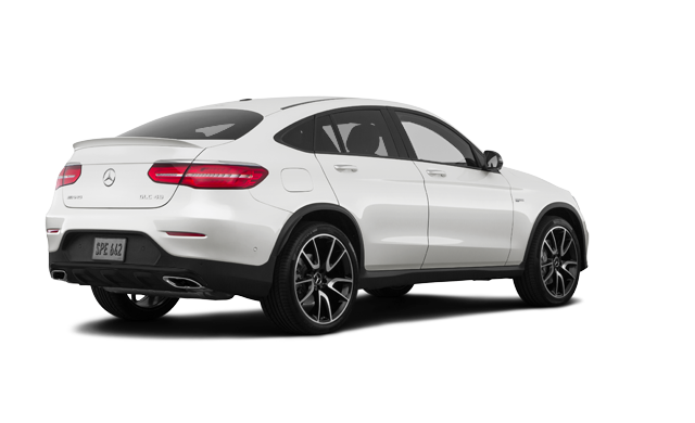 Mercedes-Benz GLC Coupé AMG 43 4MATIC Coupe 2019