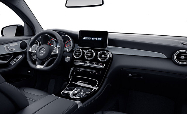 Mercedes-Benz GLC Coupe AMG 63S 4MATIC Coupe 2019 - photo 1