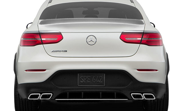 Mercedes-Benz GLC Coupe AMG 63S 4MATIC Coupe 2019 - 2