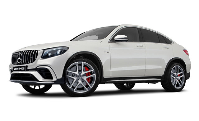 Mercedes-Benz GLC Coupe AMG 63S 4MATIC Coupe 2019 - 3