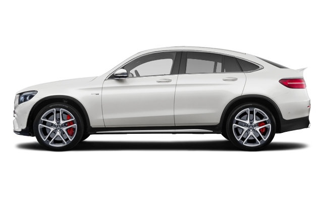 2019 Mercedes-Benz GLC Coupe AMG 63S 4MATIC Coupe
