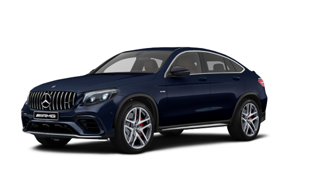 Best Value Used Suv >> 2019 Mercedes-Benz GLC Coupe AMG 63S 4MATIC Coupe ...