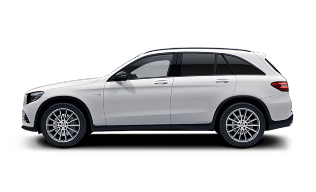 Mercedes-Benz GLC AMG 43 4MATIC 2019