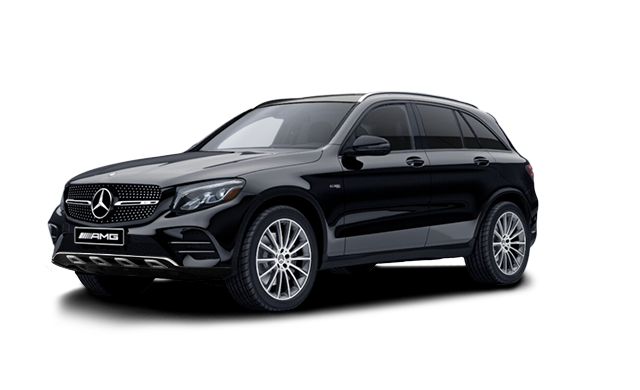 2019 Mercedes Benz Glc Amg 43 4matic Starting At 65 307