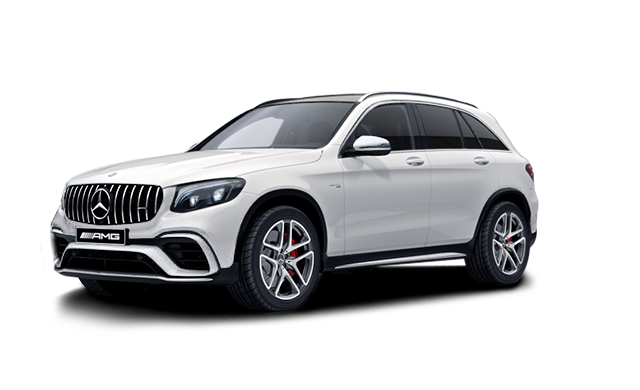2019 Mercedes-Benz GLC AMG 63S 4MATIC