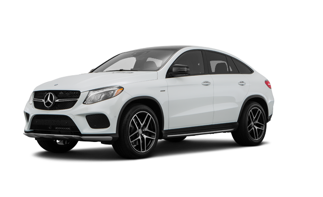 Mercedes-Benz GLE Coupé 43 4MATIC AMG 2019