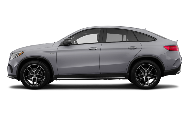 Mercedes-Benz GLE Coupe 43 4MATIC AMG 2019