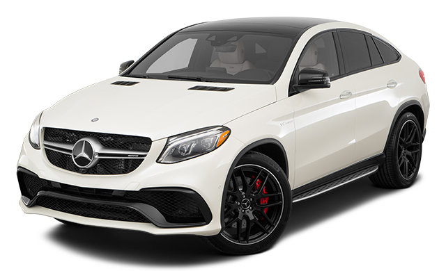 Mercedes-Benz GLE Coupe 63S 4MATIC AMG 2019 - photo 1