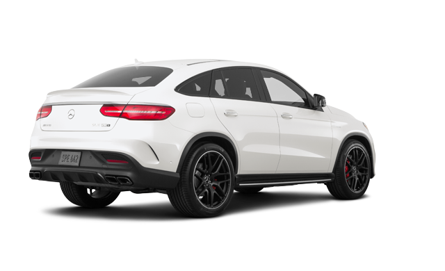 2019 Mercedes-Benz GLE Coupe 63S 4MATIC AMG