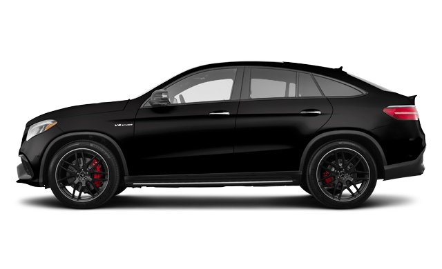 Mercedes-Benz GLE Coupe 63S 4MATIC AMG 2019
